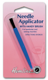 Needle Applicator with Brush